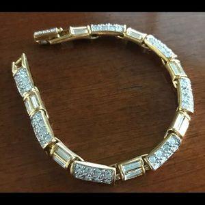 Vintage SWAROVSKI Bracelet - NIB
